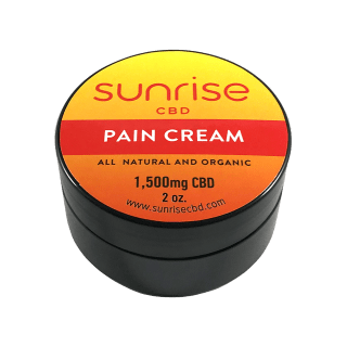 Sunrise CBD Pain Cream