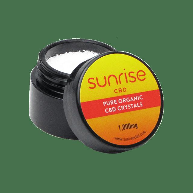 Sunrise CBD Isolate Powder