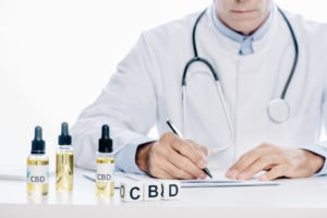 Studies of CBD for addiction treatment