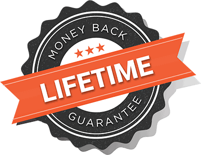 Lifetime Money Back Guarantee CBD Oil